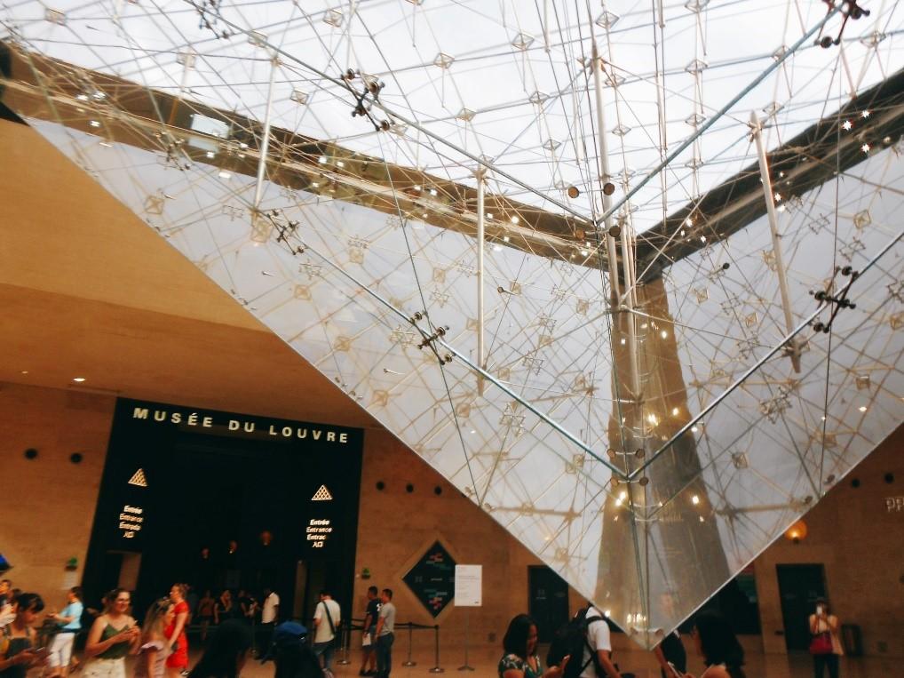 パリ旅行記(2019年)と建築士について